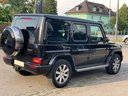 Rent-a-car Mercedes-Benz G-Class G500 Exclusive Edition with its delivery to the Milano-Malpensa airport, photo 4
