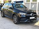 Прокат автомобиля Мерседес-Бенц GLE 400 4Matic AMG комплектация и доставка его в аэропорт Брессо, фото 1