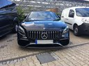 Rent-a-car Mercedes-Benz S 63 AMG Cabriolet V8 BITURBO 4MATIC+ with its delivery to the Milano-Malpensa airport, photo 8