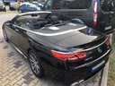 Rent-a-car Mercedes-Benz S 63 AMG Cabriolet V8 BITURBO 4MATIC+ with its delivery to the Milano-Malpensa airport, photo 2