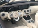 Rent-a-car Mercedes-Benz S-Class S 560 Cabriolet 4Matic AMG equipment with its delivery to the Bresso airport, photo 9