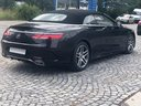 Rent-a-car Mercedes-Benz S-Class S 560 Cabriolet 4Matic AMG equipment with its delivery to the Bresso airport, photo 16
