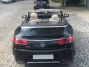Rent-a-car Mercedes-Benz S-Class S 560 Cabriolet 4Matic AMG equipment with its delivery to the Bresso airport, photo 3