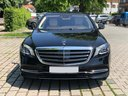 Rent-a-car Mercedes-Benz S-Class S400 Long 4Matic Diesel AMG equipment in Milano Lombardia, photo 4