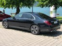 Rent-a-car Mercedes-Benz S-Class S400 Long 4Matic Diesel AMG equipment in Milano Lombardia, photo 2