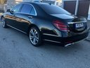 Rent-a-car Mercedes-Benz S-Class S400 Long Diesel 4Matic AMG equipment with its delivery to the Milano-Malpensa airport, photo 2