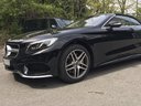 Rent-a-car Mercedes-Benz S-Class S500 Cabriolet in Milano Lombardia, photo 1