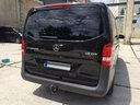Rent-a-car Mercedes-Benz VITO Tourer 116 CDI (9 seats) AMG equipment with its delivery to the Milano-Malpensa airport, photo 4
