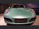 Rent-a-car Porsche 911 991 4S Racinggreen Individual Sport Chrono with its delivery to the Milano-Malpensa airport, photo 4