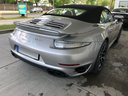 Rent-a-car Porsche 911 991 Turbo S with its delivery to the Bresso airport, photo 2
