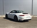 Rent-a-car Porsche 911 Targa 4S White with its delivery to the Milano-Malpensa airport, photo 2