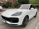 Rent-a-car Porsche Cayenne Turbo V8 550 hp with its delivery to the Bresso airport, photo 1