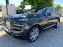 Rent-a-car Rolls-Royce Cullinan dark grey with its delivery to the Milano-Malpensa airport, photo 2
